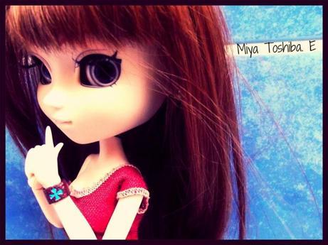 Portrait  de Miya Toshiba