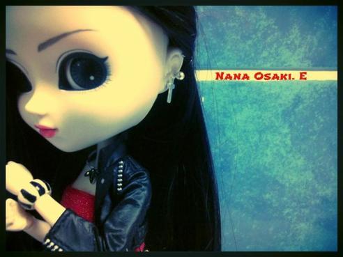 Portrait de Nana Osaki