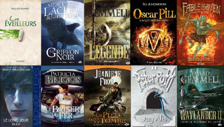 Les 10 livres que vous aimeriez lire pendant l'été!