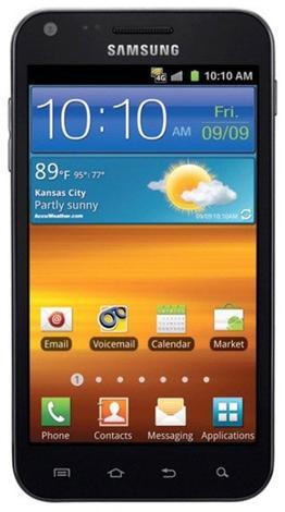 Exclusivité Bhot - Samsung Galaxy SII / Epic 4G !