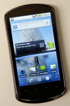 Exclusivité Bhot / Huawei Ideos X5