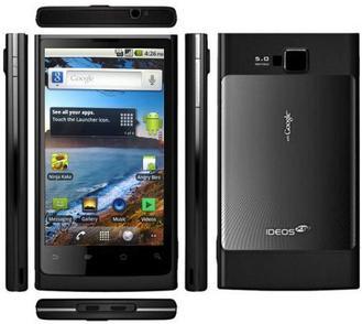 "Huawei Ideos x6, Ecran 4.1"", 3G+, Gps, Hdmi..."