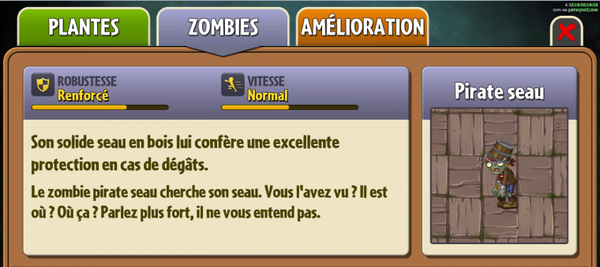Almanach des zombies - Mers pirates 1