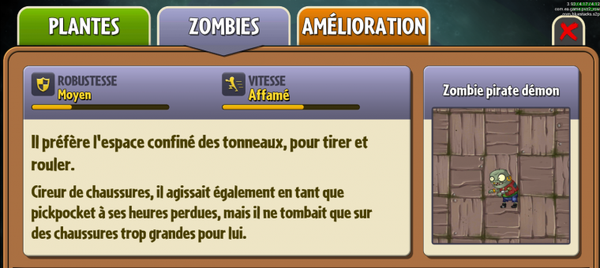 Almanach des zombies - Mers pirates 1 P.2