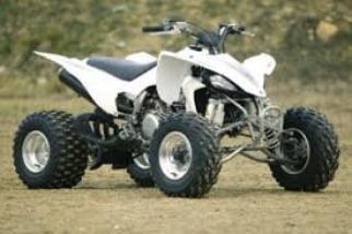 Yamaha 450cc