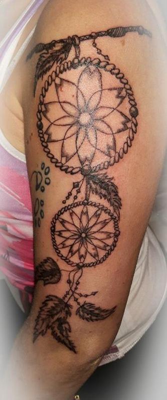 Ma soeur est tatoueuse depuis 1an...