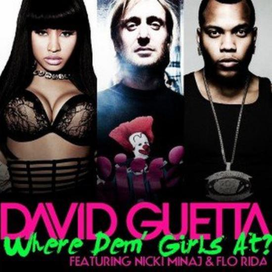 Were Them Girls At - single / Were Them Girls At? (Feat. Nicki Minaj) (2011)