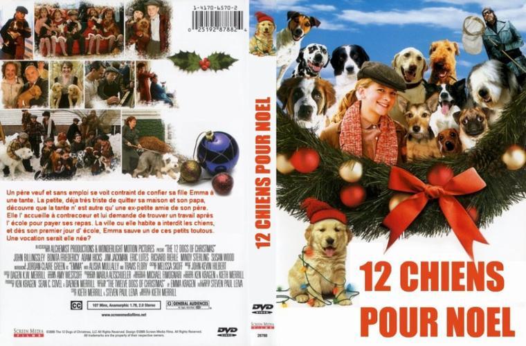 12chiens pour Noël