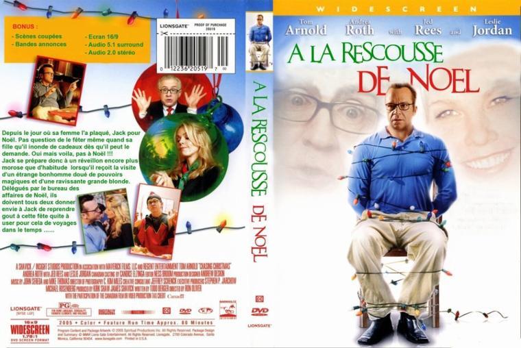A  LA POURSUITE DE NOEL (JE HAIS NOEL)(A LA RESCOUSSE  DE NOEL)Chasing Christmas