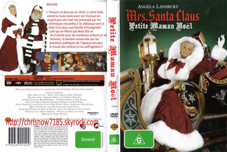 PETITE MAMAN NOEL /  MRS SANTA CLAUS 1996