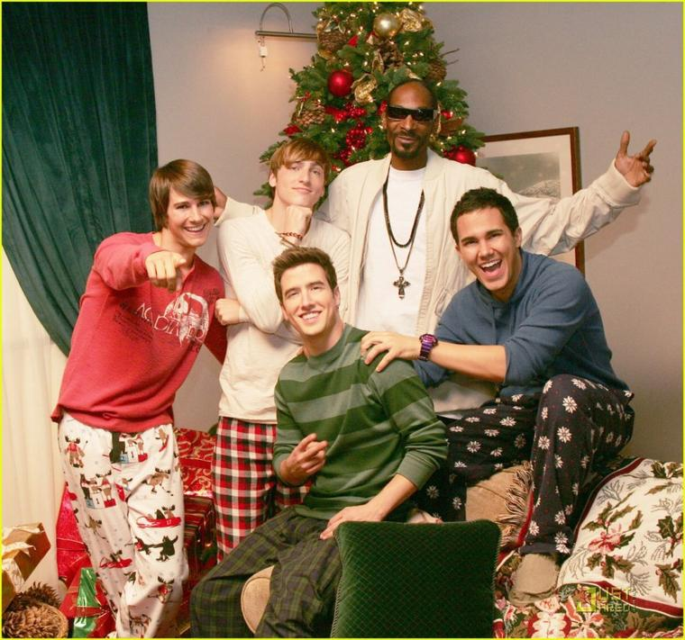 LE NOEL DE BIG TIME RUSH