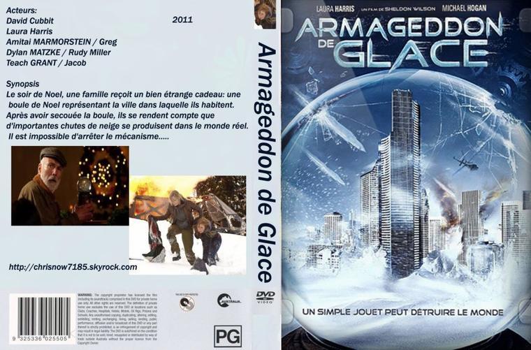 SNOWMAGGEDON/Armageddon de glace