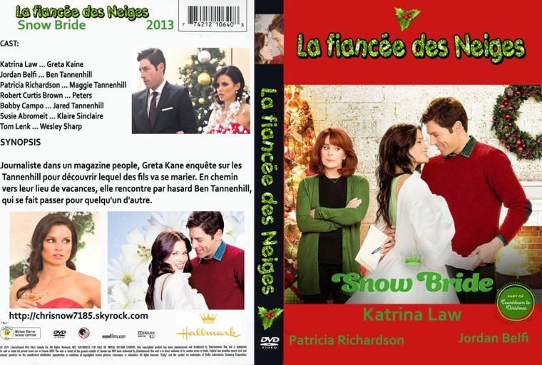 LA FIANCEE DES NEIGES / Snow Bride 2013