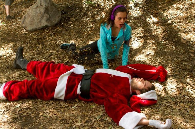 Le Père Noël est tombé sur la tête/The Real St.Nick 2012