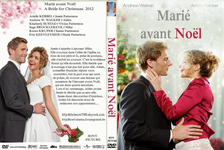 Marié avant Noël /A Bride for Christmas 2012