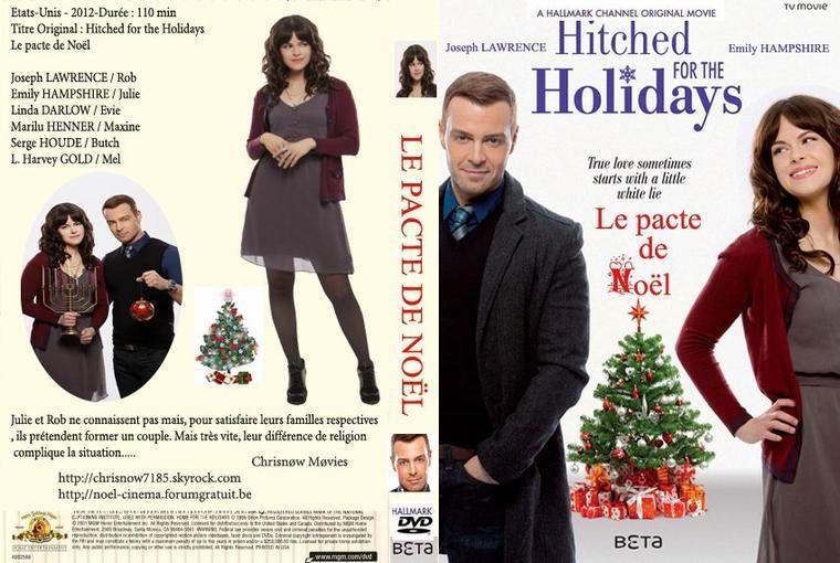 LE PACTE DE NOËL (Hitched for the Holidays)2012