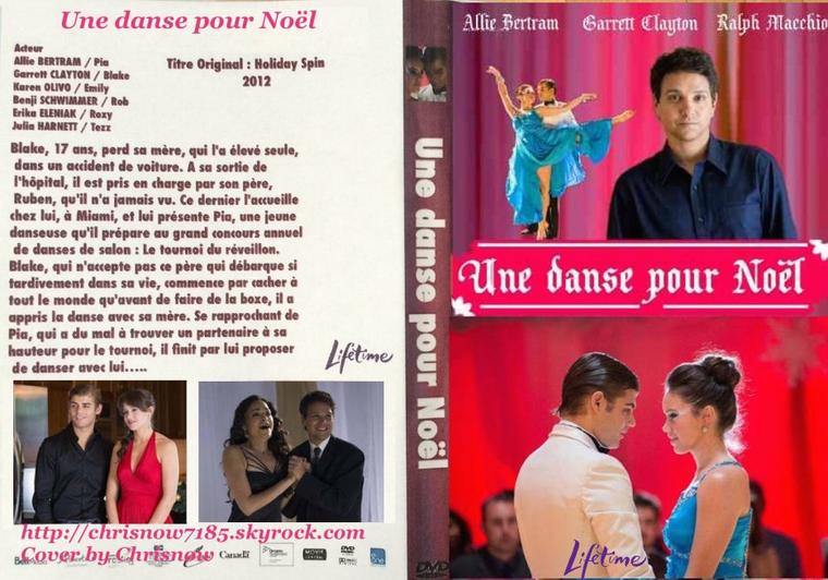 UNE DANSE POUR NOËL (Holiday Spin) 2012