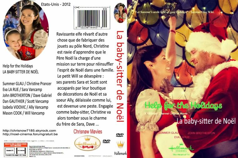 LA BABY-SITTER DE NOËL (Help for the Holidays)2012