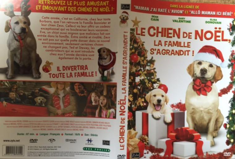 Le chien qui à sauvé Noël/The Dog Who Saved the Holidays 2012