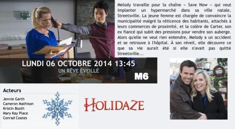 UN REVE EVEILLE-Holidaze 2013