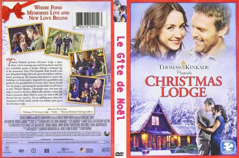 Christmas Lodge VO (2012)/Le Gîte de Noël -Stfr