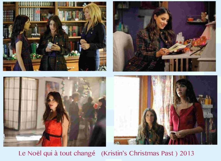 LE NOËL OU TOUT  A CHANGE / Kristin's Christmas Past 2013