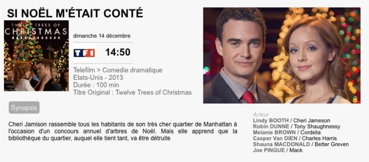 Si Noel m'était conté /The Twelve Trees of Christmas 2013-