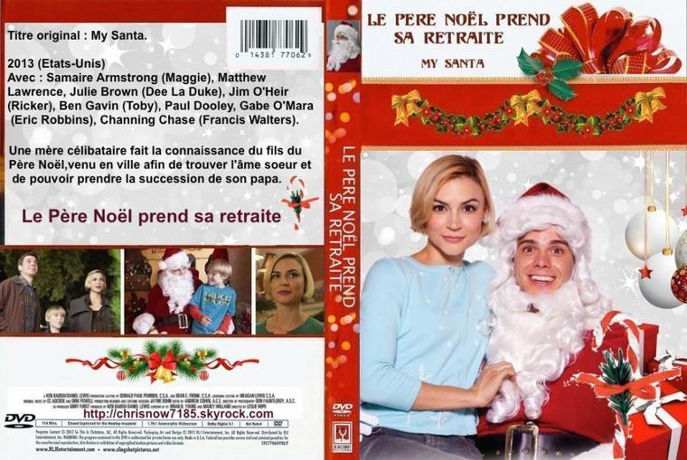 LE PERE NOËL PREND SA RETRAITE / My santa