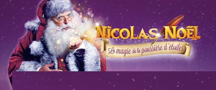 NICOLAS NOËL 2 : La magie de la poussière d'étoiles