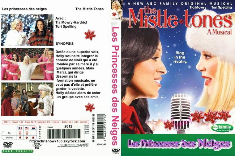 LES PRINCESSES DES NEIGES /The Mistle Tones 2012