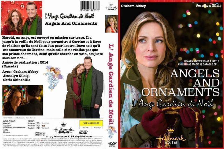 L'ANGE GARDIEN DE NOËL / Angels and ornamants 2014