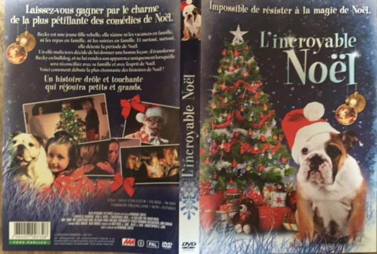 L 'INCROYABLE NOËL / A Bulldog for Christmas 2013