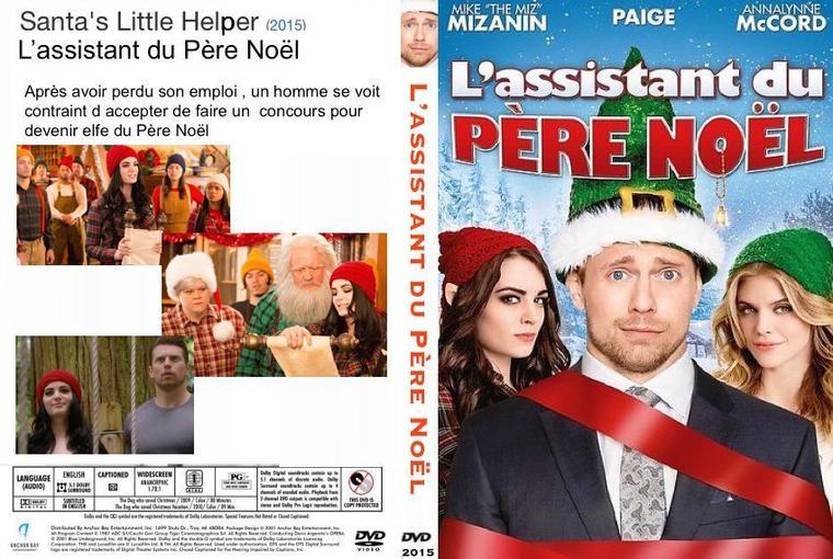 L 'assistant du Père Noël/ Santa 's Little Helper  2015