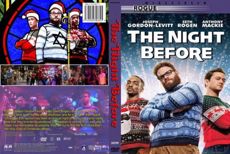 La Veille de Noël  / The Night Before 2015