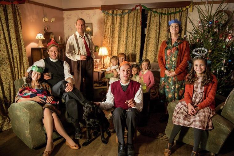 Grantchester Saison 3 : Episode 1/6 - Noël en famille 2016(spécial Noël )