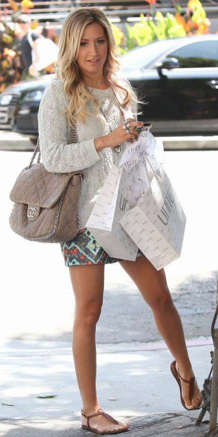 Style: Ashley Tisdale O5