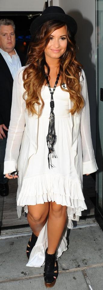 Style: Demi Lovato O4