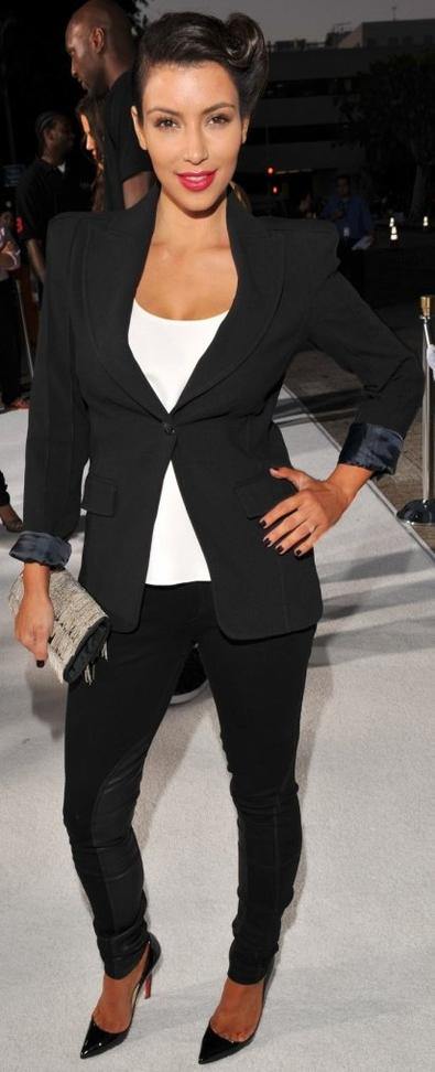 Style: Kim Kardashian O1