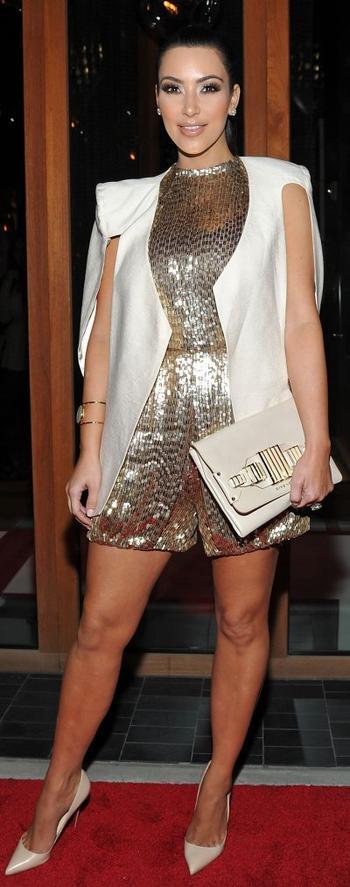 Style: Kim Kardashian O3