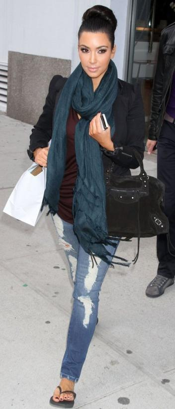 Style: Kim Kardashian O5