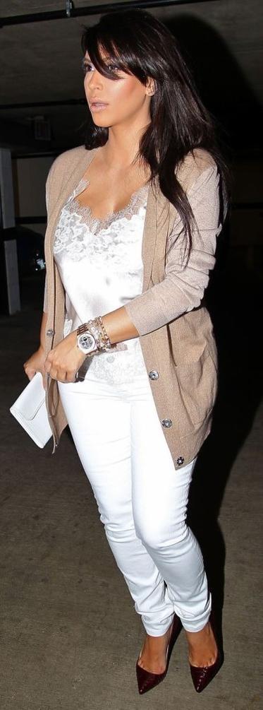 Style: Kim Kardashian 14