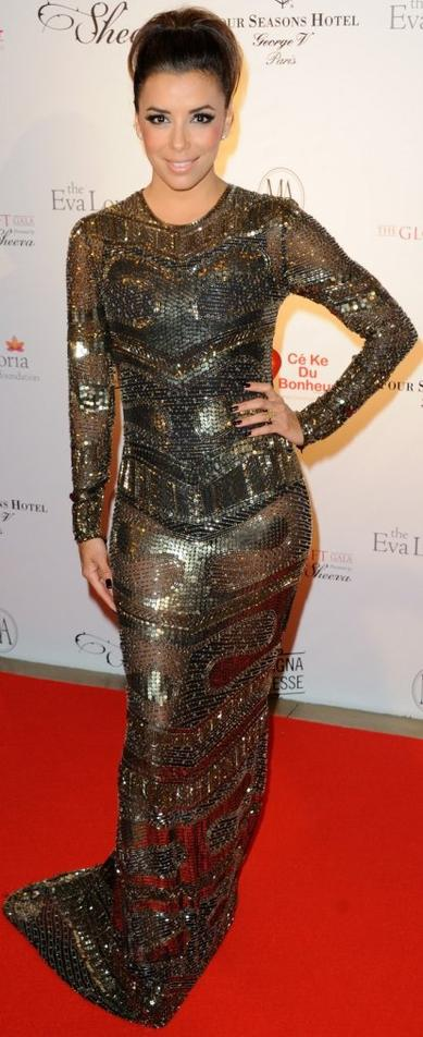 Robe: Eva Longoria O2