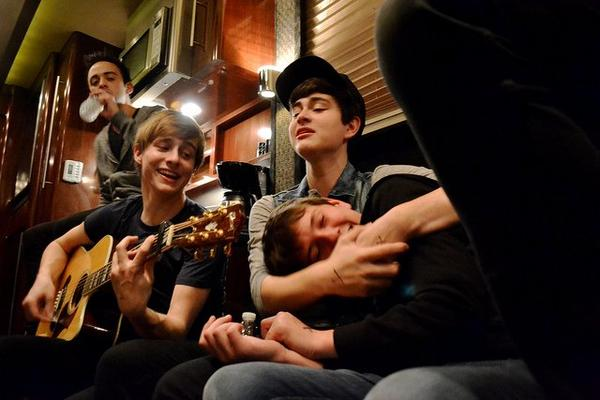 Fictions♥ Before You Exit