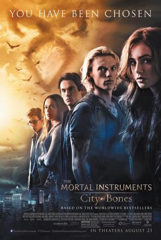❤ The Mortal Instruments, la Cité des Ténèbres ❤