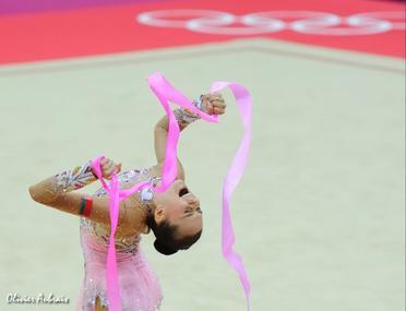 Un grand bravo également à Liubov Charkashyna  !!!