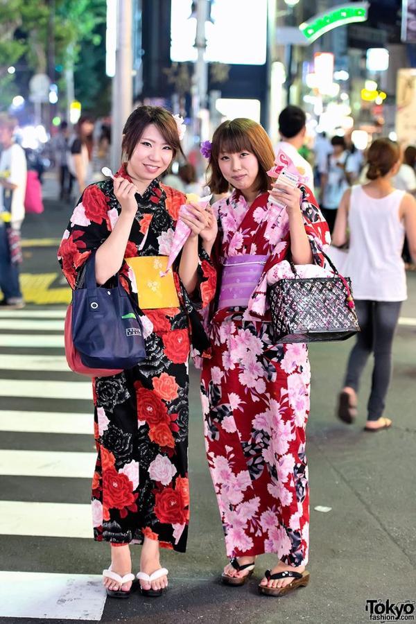 L'art du kimono
