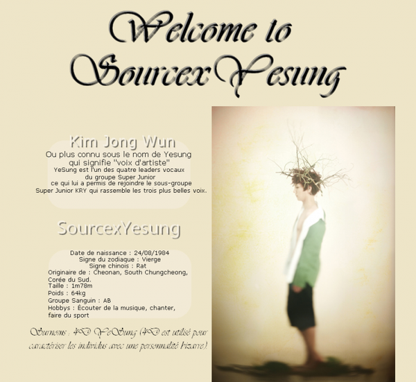 Welcome to my blog =D
