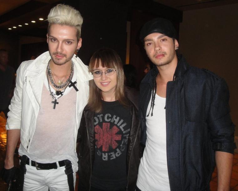 Selon SarahMOnline, Les jumeaux retourneraient bientôt en Allemagne. D'ailleurs, elle les a rencontré hier soir à Los Angeles :P