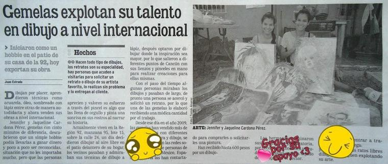 News - #13, 292 (Cancun)