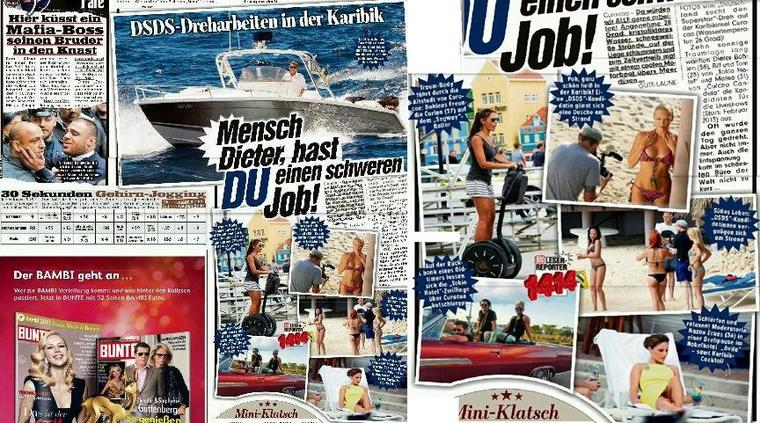 BILD 22.11.2012 - Germany